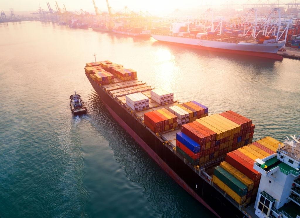 Vận chuyển đường biển LCL trà detox giảm cân đi Philippines giá rẻ