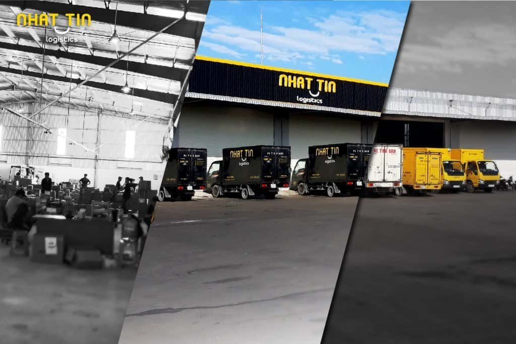 Dịch vụ giao hàng tiết kiệm của Nhất Tín Logistics