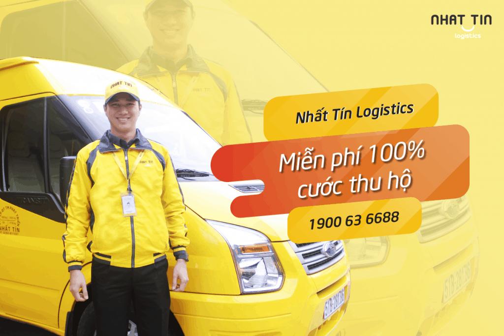 nhất tín logistics chuyển phát nhanh