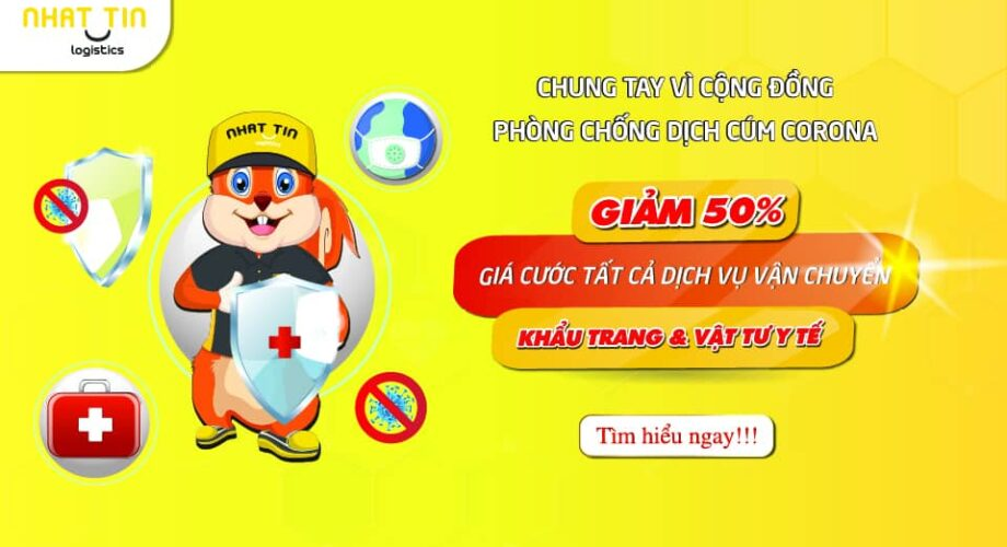 NTL chung tay vì cộng đồng phòng chống dịch cúm Corona