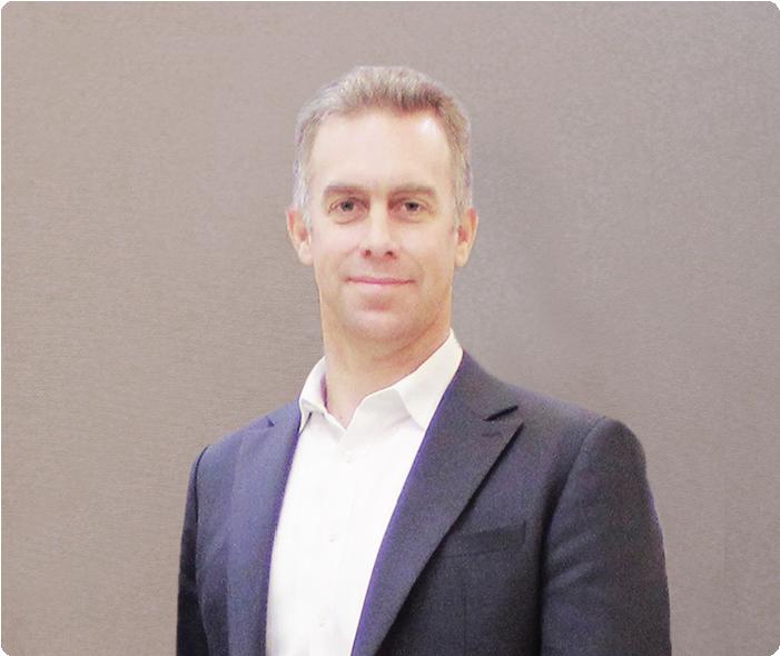 Ông Chad Ryan Ovel - Cố Vấn Cấp cao Nhất Tín Logistics