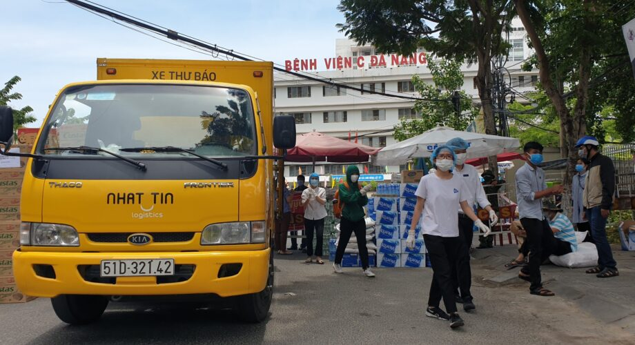 Nhất Tín Logistics hỗ trợ vận chuyển miễn phí trong mùa dịch COVID-19