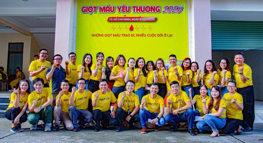 Nhất Tín Logistics: Giọt máu yêu thương lan tỏa khắp 3 miền