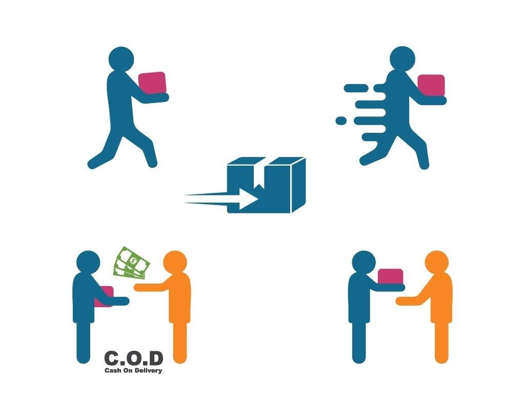 dịch vụ giao hàng thu tiền hộ