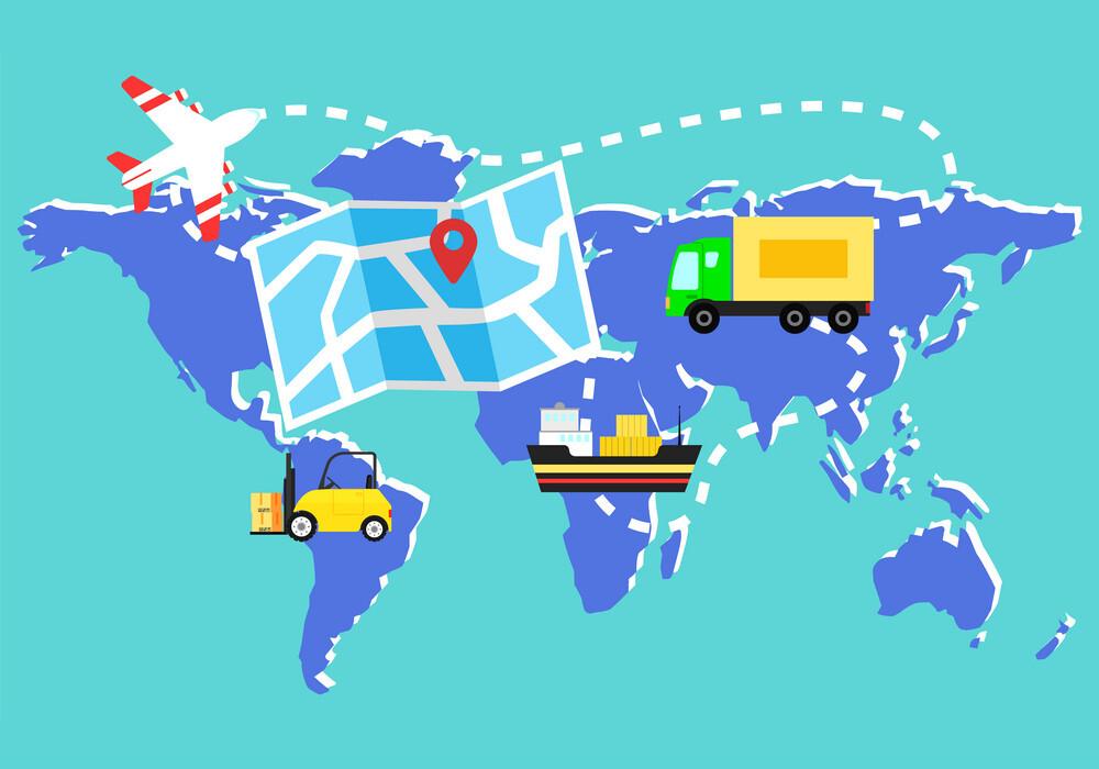 chuyển phát nhanh quốc tế
