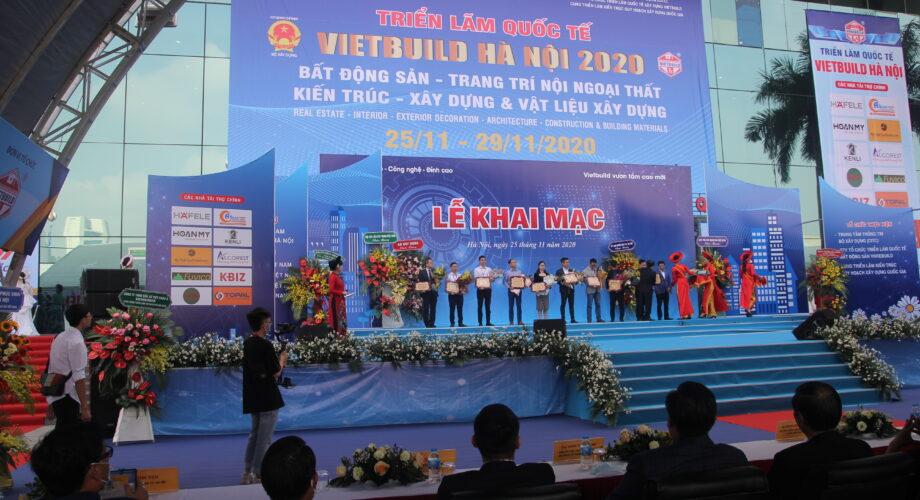 Nhất Tín Logistics tham gia triển lãm quốc tế Vietbuild Hà Nội 2020
