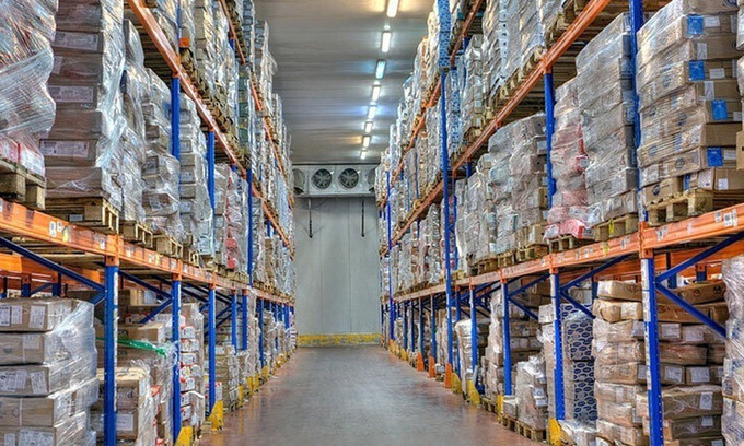 Behind cold storage's hot streak in the Logistics industry