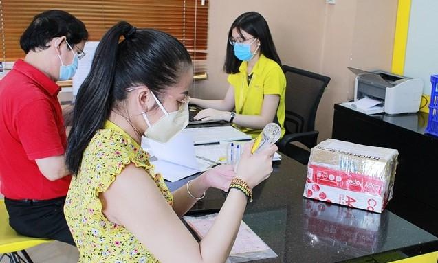 Nhất Tín Logistics hỗ trợ 100% chi phí tiêm vắc xin ngừa Covid-19 cho cán bộ nhân viên cả nước