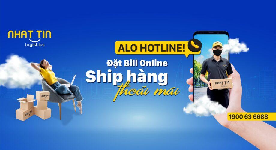 Alo Hotline – Đặt Bill Online, ship hàng thoải mái
