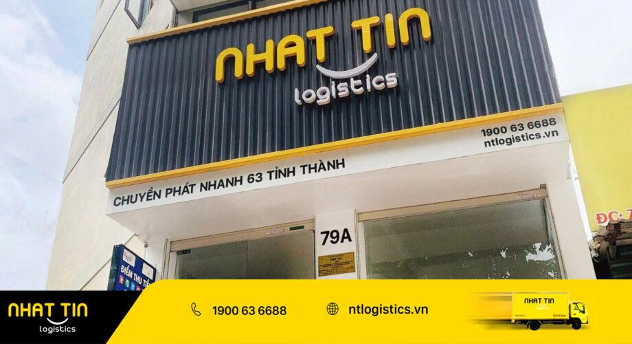 """Nhất Tín Logistics ra mắt """"Bưu cục 5 sao"""" thứ 2"""