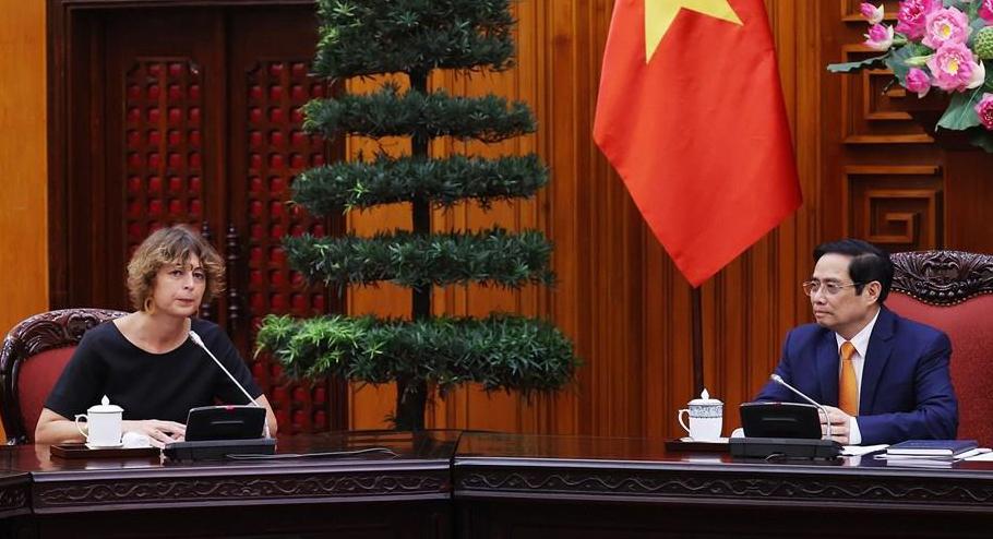 Nhà đầu tư Hà Lan quan tâm hợp tác cảng biển, logistics với Việt Nam