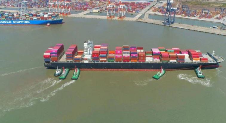 Chi phí logistics đi Mỹ của Việt Nam hiện thấp nhất trong khu vực
